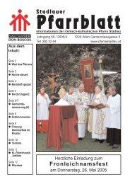 Pfarrblatt.2005.2.f.rbig.qxd (Page 1) - 22., Pfarre Stadlau