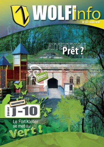 Wolfi Info n°32 - Wolfisheim