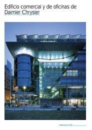 Edificio comercial y de oficinas de Daimler Chrysler