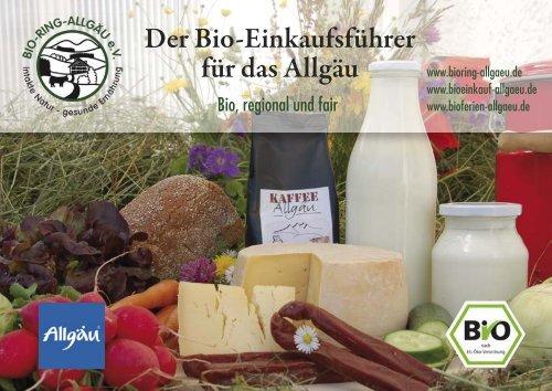 kostenloser Download als PDF-Datei [1,8 MB] - Bio-Ring Allgäu e.V.