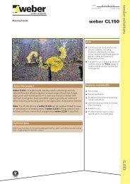 G.012 weber CL150.qxp - Weber Ireland