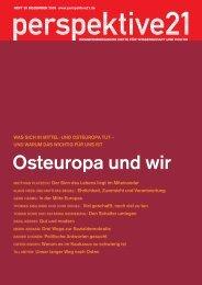 Osteuropa und wir - Perspektive 21