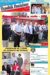 Pobierz PDF - Tygodnik powiatowy