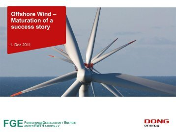 Offshore Wind - FGE