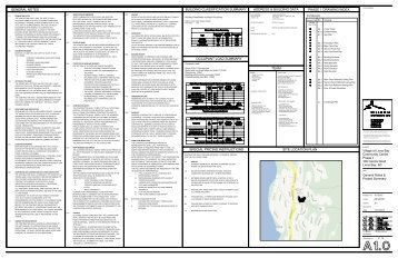 Phase 1 - Pre-Tender Review Drawings - Village of Lions Bay