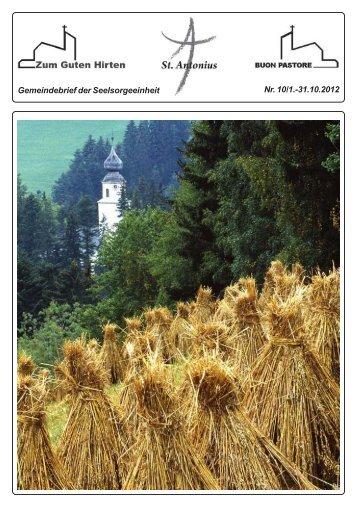 Seelsorgeeinheit - Sankt-antonius-online.de