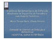 Vigilância Epidemiológica da Infecção