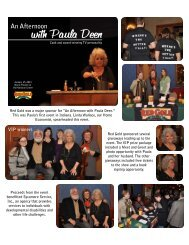 01/20/2011 / An Afternoon with Paula Deen - Red Gold