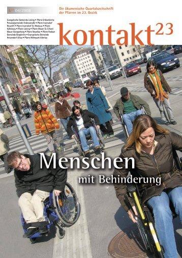 Ausgabe (04/2008) - Pfarre Erlöserkirche