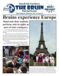 The Bruin (Vol. 5, Issue 45).indd - Bartlesville Public Schools