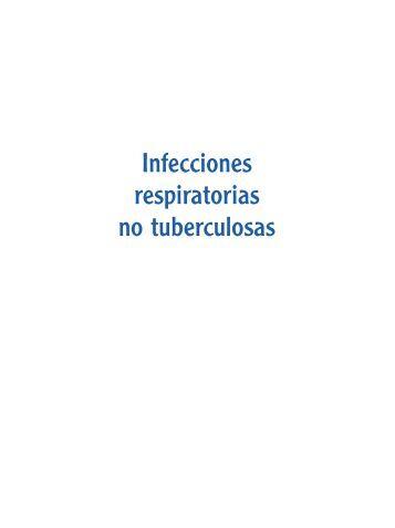 Infecciones respiratorias no tuberculosas - Neumomadrid