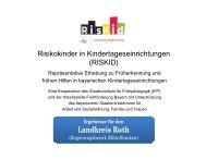 Landkreis Roth - Arbeitsstelle Frühförderung Bayern