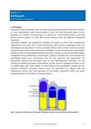 Hartkapseln - Pharmazie-Lehrbuch