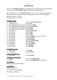 Protokoll der 09. Ordentlichen Sitzung (180 KB) - .PDF