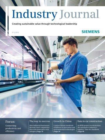 Focus: - Siemens