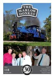 118 - Marlow & District Railway Society
