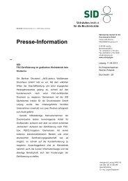 PDF - Presse Download - Sächsisches Institut für die Druckindustrie ...