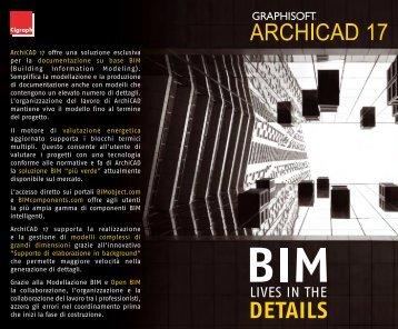 ArchiCAD 17 offre una soluzione esclusiva per la ... - Abc.it
