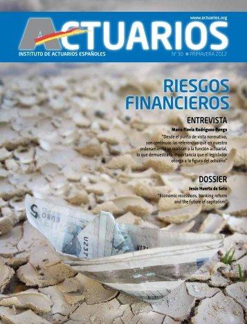 REVISTA COMPLETA (pdf) - Instituto de Actuarios Españoles