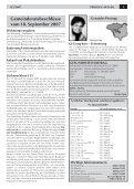 Die Gemeindevertretung gratuliert… - Gemeinde Pernegg - Seite 5