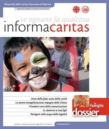 maggio-giugno - Caritas Diocesana di Palermo