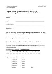 Aufgabe 3 (10 Punkte) - Christoffers