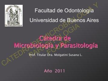 esterilizacion - Facultad de Odontología - Universidad de Buenos ...