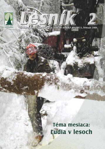 Lesník 2 2006 - Lesy SR š.p.
