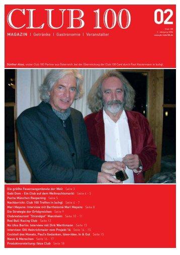 No Ufos - Ein galaktisches Trio - Club 100