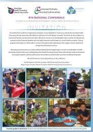INVITATION - Association of Independent Schools of Western Australia