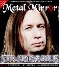 Stratovarius, Junius, Helloween, Riverside, Alpha ... - Metal Mirror