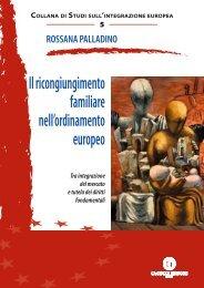 Il ricongiungimento familiare nell'ordinamento europeo