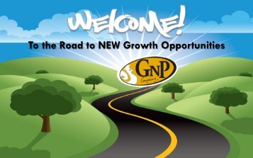 Download the Presentation - GNP Company News