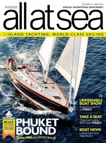 PIMEX DIRECTOR'S LETTER - Phuket Gazette