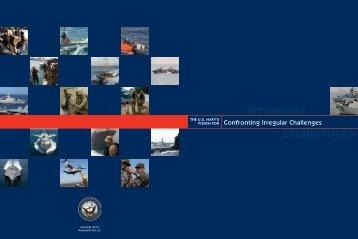 irregular challenges - U.S. Navy