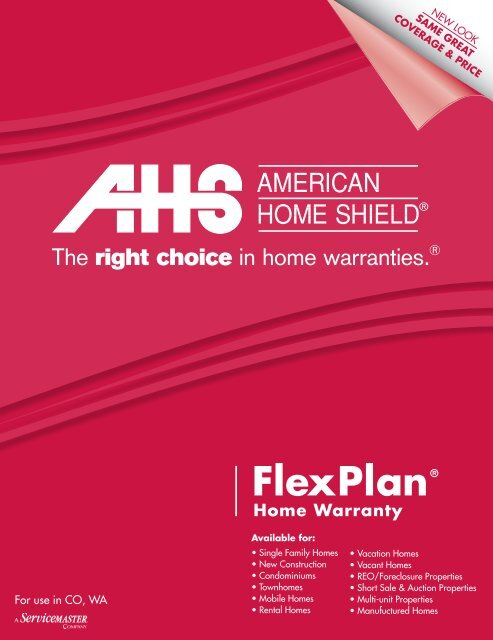 Home Warranty Flexplan Top Producer Websites Customer Login