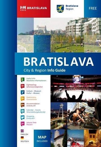 bratislava city guide - Montessori Europe