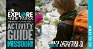 MISSOURI - Explore Your Parks