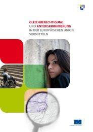 gleichberechtigung und antidiskriminierung in der ... - Nord-Süd-Netz