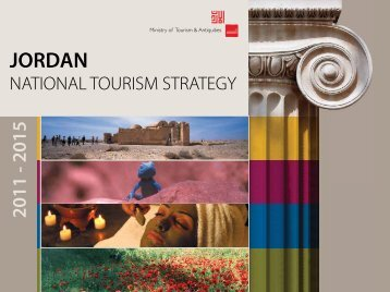 The National Tourism Strategy 2011-2015