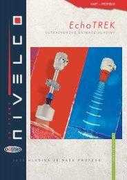 EchoTREK - Nivelco Process Control Co., Inc.