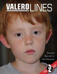 2009 Special Edition Valero Lines