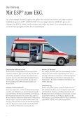 Der Vito Krankentransportwagen. - Seite 4