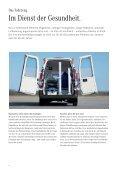 Der Vito Krankentransportwagen. - Seite 6
