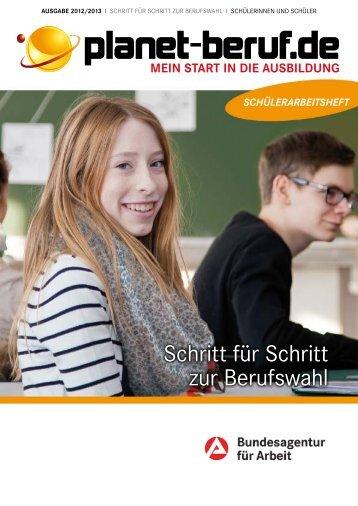 PDF blättern - Planet Beruf.de