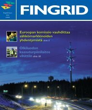 3/2007 - Fingrid