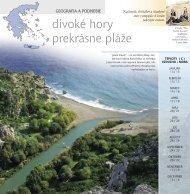divoké hory prekrásne pláže - Rethymno