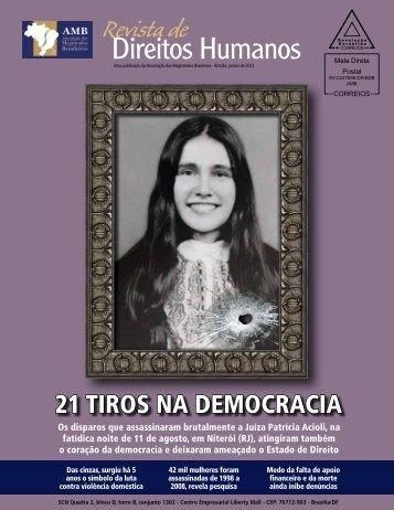 Revista de Direitos Humanos - Jan/12 - AMB
