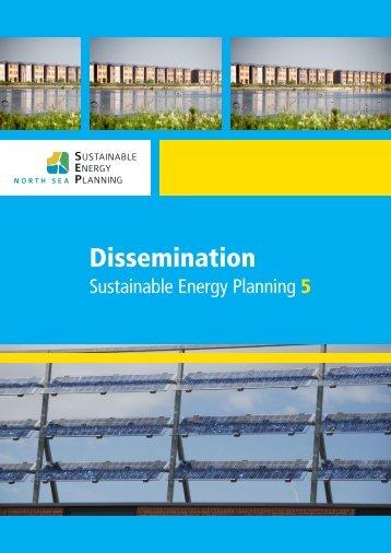 Dissemination - North Sea SEP