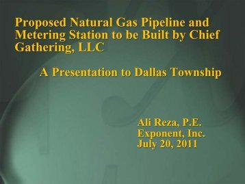 Risks from Natural Gas Leaks/Releases - Energy in Depth